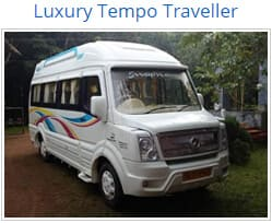 Tempo Traveller Gurgaon | Offer