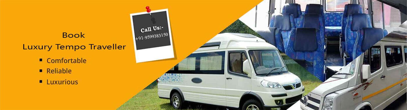 Hire Tempo Traveller Gurgaon